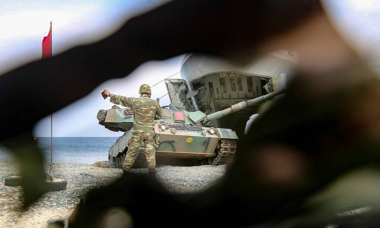 Διπλωματική πηγή: Η Ελλάδα έτοιμη να συμμετάσχει σε αποστολή επιτήρησης του εμπάργκο όπλων στη Λιβύη