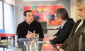 Τσίπρας: Η κυβέρνηση ενθαρρύνει την αυθαιρεσία στην αγορά εργασίας