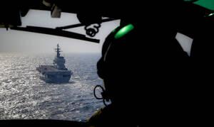 Λιβύη : Η ΕΕ ενεργοποιεί την επιχείρηση «Σοφία» για το εμπάργκο όπλων