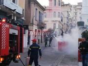 Πάτρα Θρίλερ με εμπρηστές που καίνε τα οχήματα του καρναβαλιού