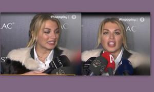 Κωνσταντίνα Σπυροπούλου: Η επική αντίδρασή της on camera, όταν άκουσε το όνομα, Ευαγγελία Αραβανή