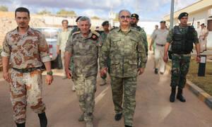 Λιβύη: Η μεγάλη παγίδα και οι επιτροπές του... Βαμβακούλα