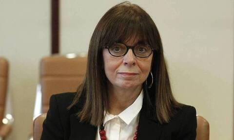 Αικατερίνη Σακελλαροπούλου: Fake ο λογαριασμός της στο Twitter