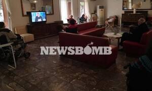 Κραυγή αγωνίας στο Γηροκομείο Αθηνών: «Ένα πιάτο φαγητό και τίποτα άλλο...»