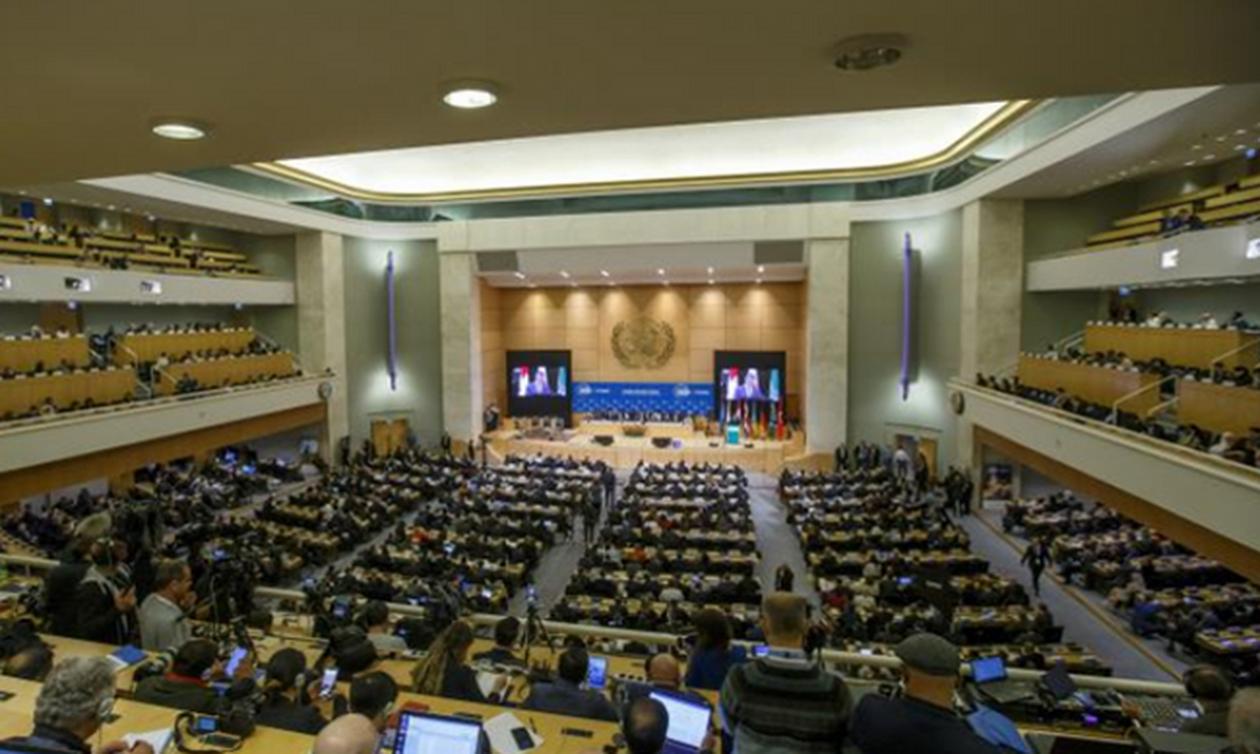 Επίδειξη ισχύος Τουρκίας: Μπλόκαρε τη συμμετοχή Κύπρου στη διάσκεψη για αφοπλισμό