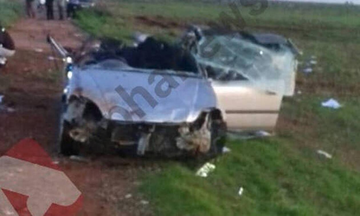 Κύπρος: Σοκαριστικό τροχαίο - Στο νοσοκομείο η οδηγός