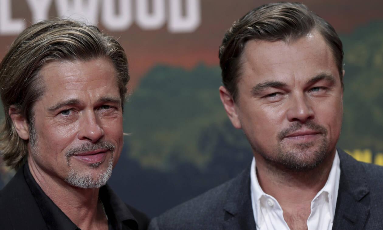Αυτό είναι το παρατσούκλι που χρησιμοποιεί ο DiCaprio για τον Brad Pitt και από εμάς είναι ναι!