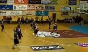 Κέρκυρα: Άγριο ξύλο σε αγώνα μπάσκετ - Στο Νοσοκομείο διαιτητής του αγώνα (vid)