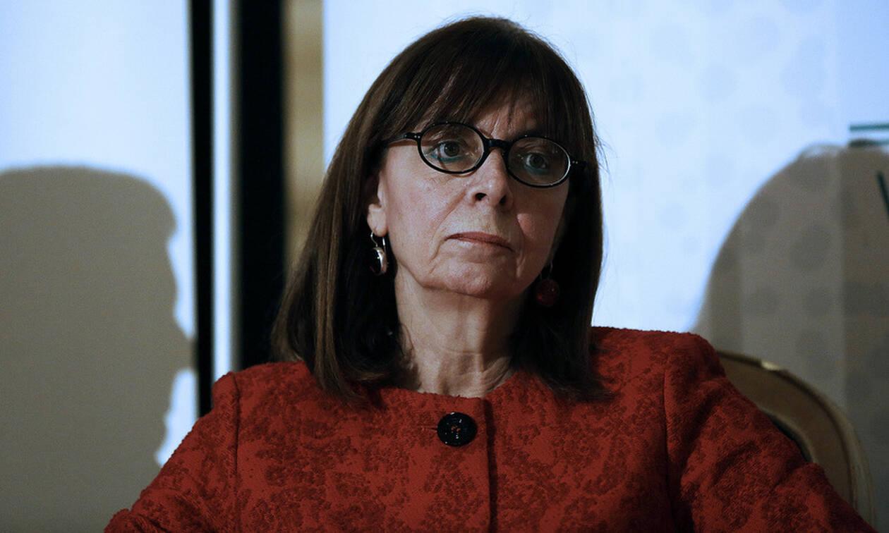 Αικατερίνη Σακελλαροπούλου: Η πρώτη γυναίκα Πρόεδρος Δημοκρατίας - Εκλογή με ευρεία πλειοψηφία