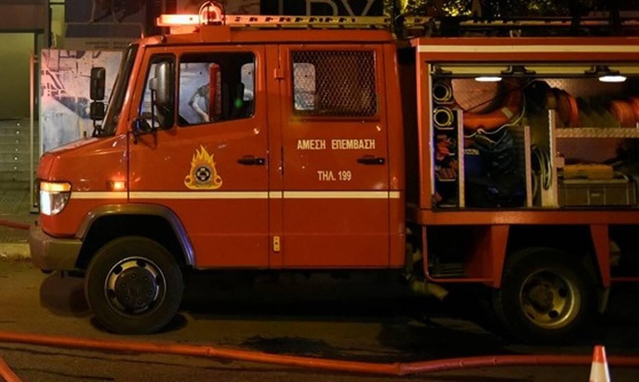 Διπλή τραγωδία σε Μαρκόπουλο και Ξάνθη: Δύο άνδρες νεκροί από πυρκαγιές