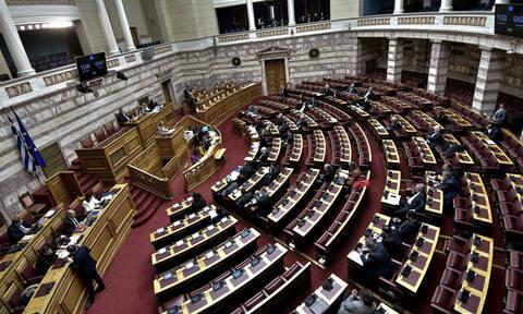 Βουλή LIVE: Η ψηφοφορία για την νέα πρόεδρο της Δημοκρατίας, Αικατερίνη Σακελλαροπούλου