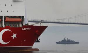 Καταγγελία: Οι Τούρκοι υπέκλεψαν μελέτες για το τεμάχιο 8 της κυπριακής ΑΟΖ
