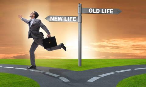 Αυτά τα άτομα δεν διστάζουν να τα παρατήσουν όλα για ένα νέο ξεκίνημα!