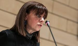 Αικατερίνη Σακελλαροπούλου: Ποιοι δεν την ψήφισαν για Πρόεδρο της Δημοκρατίας