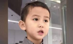 Μια μικρή ιδιοφυΐα: Ένας 3χρονος το νεότερο μέλος της MENSA