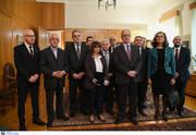 Σακελλαροπούλου Προτεραιότητα η διασφάλιση της εθνικής μας κυριαρχίας και της εδαφικής ακεραιότητας