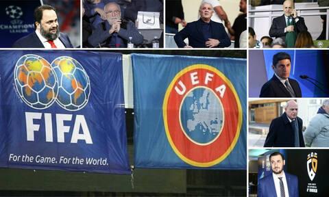 Συνάντηση Big 4: LIVE το κρίσιμο ραντεβού για το ελληνικό ποδόσφαιρο