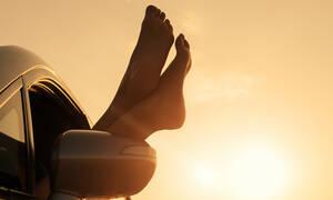 Πέντε σοβαρά προβλήματα υγείας που αποκαλύπτουν τα πόδια (pics)