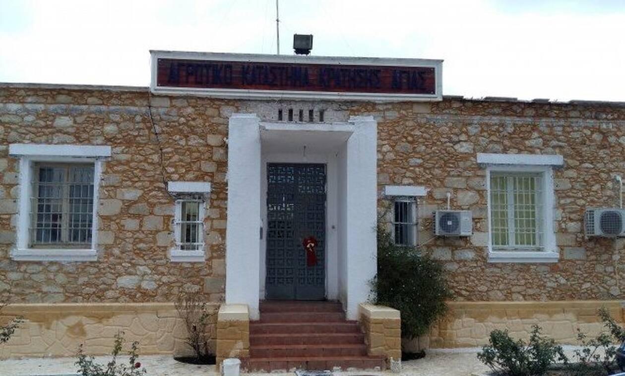 Συναγερμός στην αστυνομία: Δραπέτευσε κρατούμενος από τις αγροτικές φυλακές Χανίων
