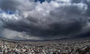 Ο καιρός αύριο: Κρύο, παγετός και μποφόρ στο Αιγαίο
