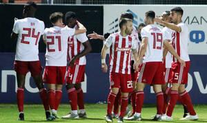 ΟΦΗ-Ολυμπιακός 0-1: Πέρασε με Καμαρά από το Ηράκλειο