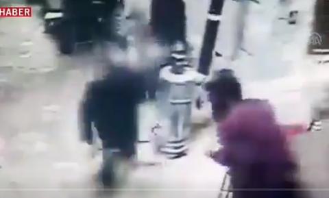 Σεισμός Τουρκία: Η στιγμή που ο εγκέλαδος «χτυπά» με 5,3 Ρίχτερ - Εικόνες τρόμου