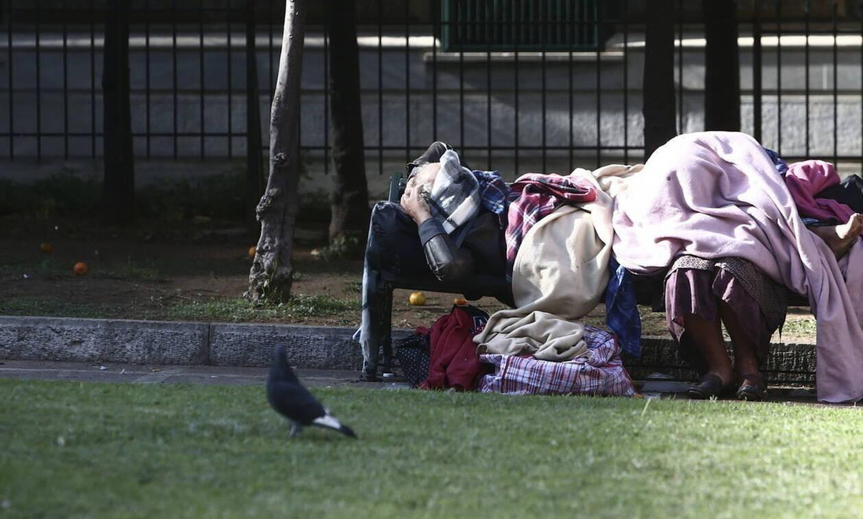 Δήμος Αθηναίων: Παρατείνονται τα έκτακτα μέτρα προστασίας για τους άστεγους
