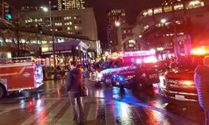 ΗΠΑ: Πυροβολισμοί στο κέντρο του Σιάτλ με ένα νεκρό και πέντε τραυματίες