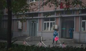 Κοροναϊός: 16 πρόσωπα έχουν τεθεί υπό ιατρική παρακολούθηση στις ΗΠΑ