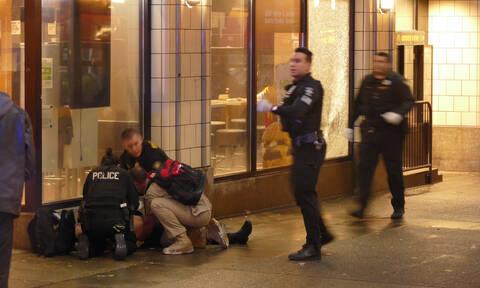 Συναγερμός στο Σιάτλ: Πυροβολισμοί με νεκρό και τραυματίες - Ανθρωποκυνηγητό για τον δράστη
