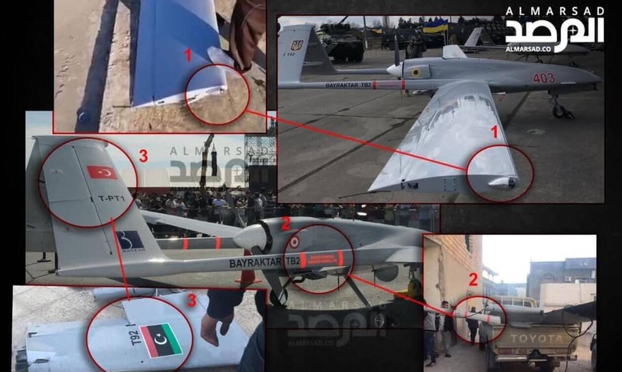 Συναγερμός στην Λιβύη: Πληροφορίες ότι ο Εθνικός Στρατός του Χάφταρ κατέρριψε τουρκικό αεροσκάφος