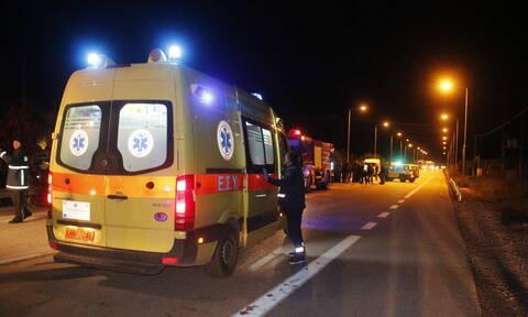 Θεσσαλονίκη: Τραγικό δυστύχημα στη Σίνδο - Νεκρός μοτοσικλετιστής