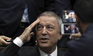 Νέα τουρκική πρόκληση: Ο Ακάρ ζητά την αποστρατιωτικοποίηση 16 ελληνικών νησιών