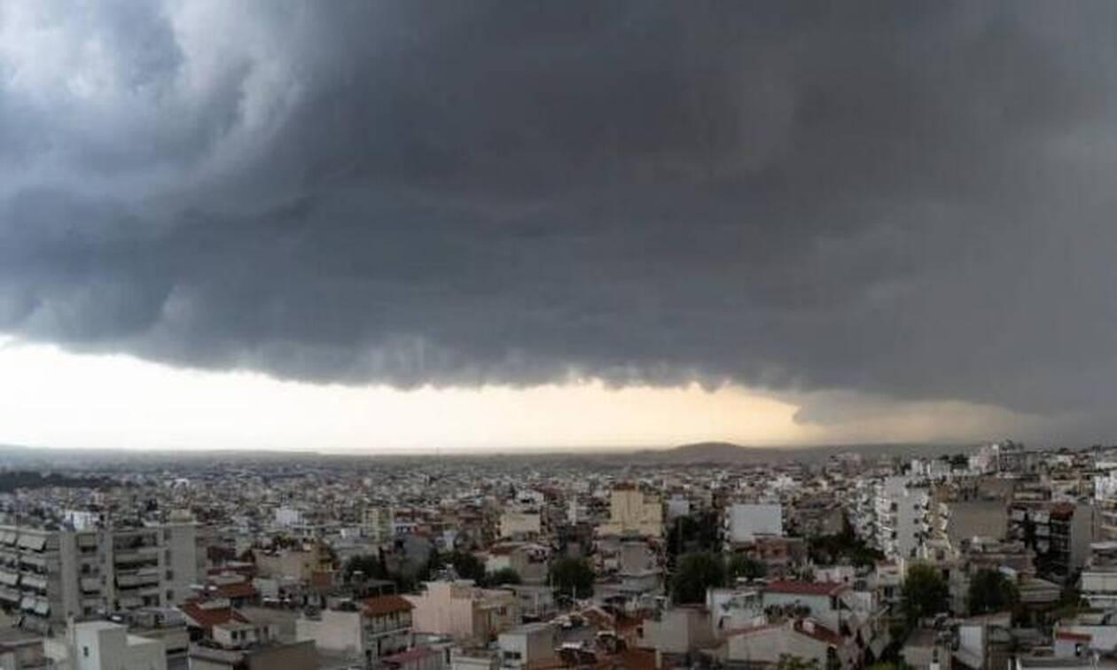 Καιρός: Επιδείνωση με βροχές απ' το Σάββατο! Η πρόγνωση της ΕΜΥ μέχρι και την Τρίτη...