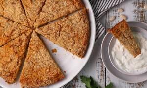 H συνταγή της ημέρας: Πίτα από φασόλια
