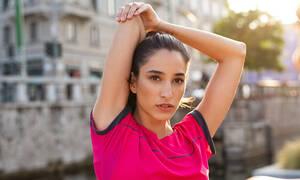 Πέντε ασκήσεις για να αποκτήσετε σφιχτά μπράτσα (vid)