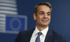 PM Mitsotakis in Davos for the World Economic Forum