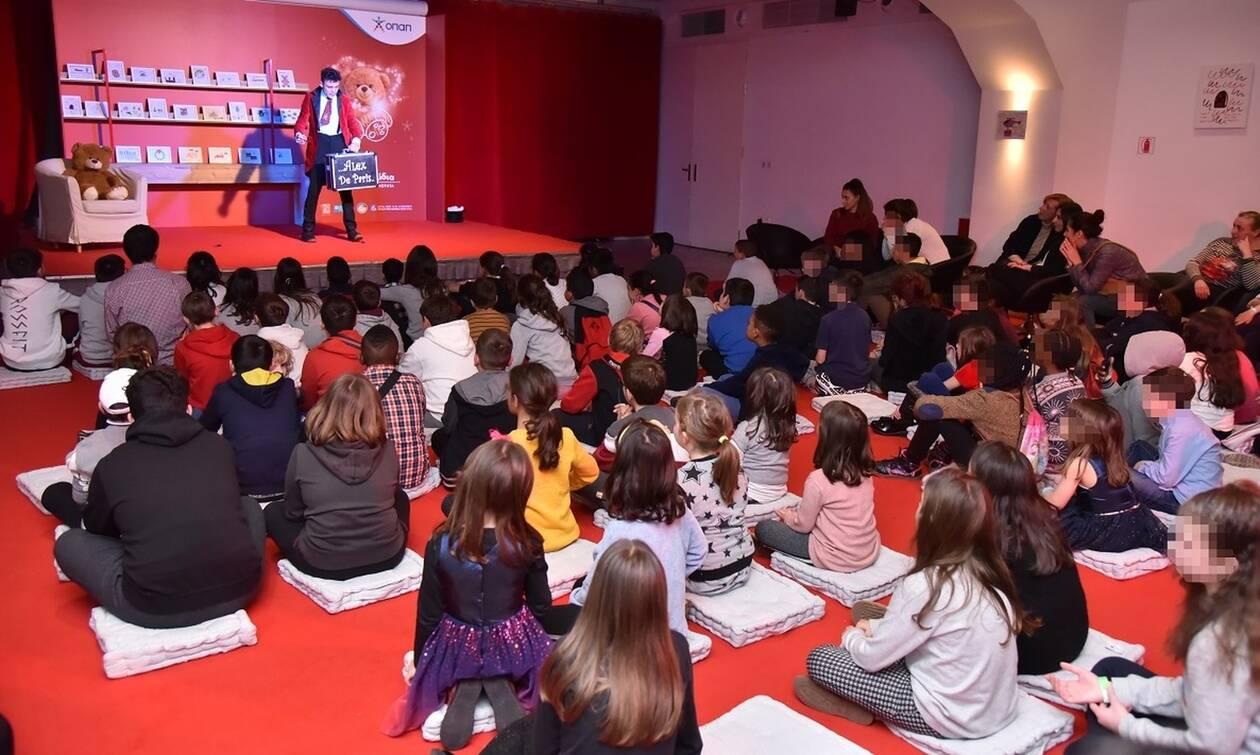 Τα Ευχοστολίδια του ΟΠΑΠ έκαναν πραγματικότητα 10.036 χριστουγεννιάτικες παιδικές ευχές