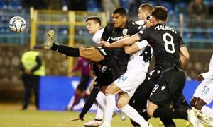 Λαμία-ΠΑΟΚ: Κόλλησε το... VAR στο γκολ του Μάτος! (photos&video)
