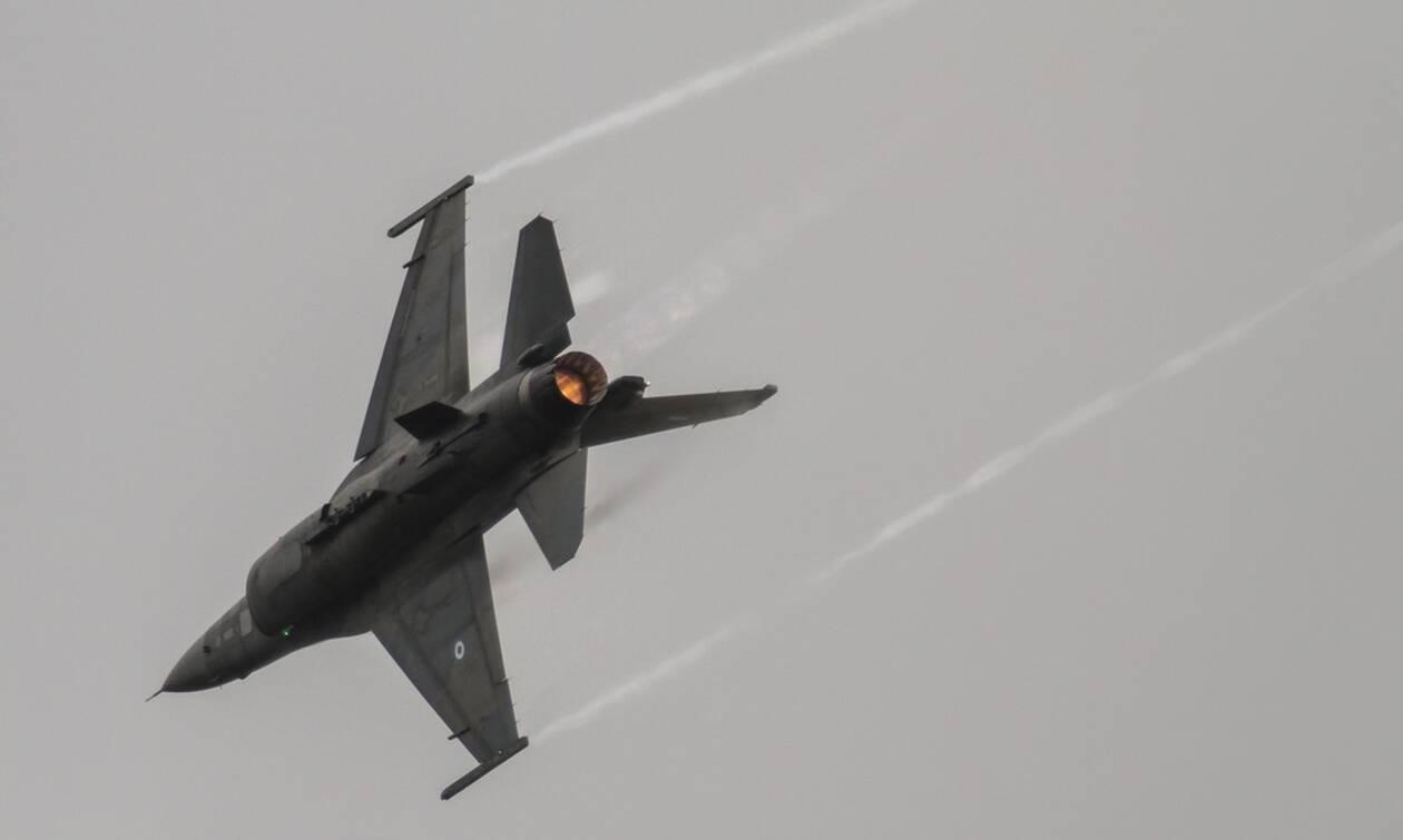 Θρίλερ στο Αιγαίο: Έλληνας πιλότος εγκλώβισε Τούρκο και εκείνος άνοιξε πυρ με θερμοβολίδες
