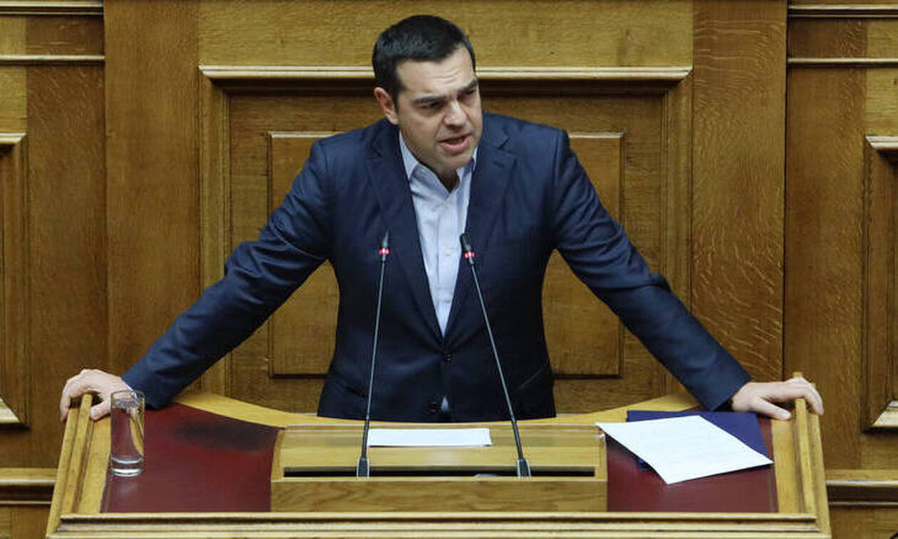 Τσίπρας: Άλλαζετε τον εκλογικό νόμο γιατί θέλετε κάλπες - Επιμένετε στο ρουσφέτι και τη διαπλοκή