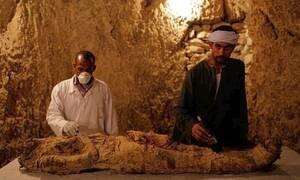 Αίγυπτος: «Μίλησε» η μούμια - Φωνή ιερέα ακούστηκε μετά από 3.000 χρόνια