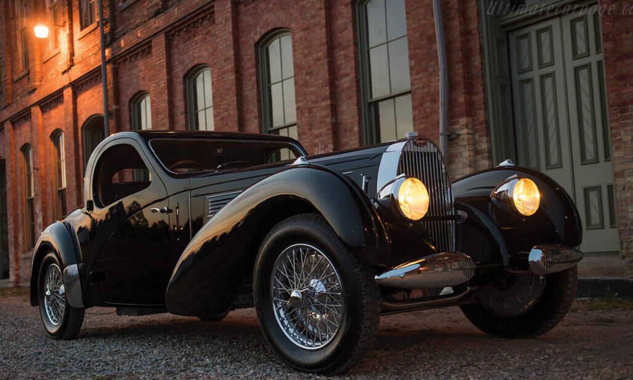 Αυτοκίνητο για άντρες ΠΙΣΤΟΥΣ στο vintage!