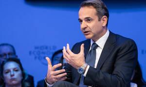 Μητσοτάκης: Η Ελλάδα είναι μέρος της λύσης για τη Λιβύη - Η Ευρώπη πρέπει να ασχοληθεί μαζί μας