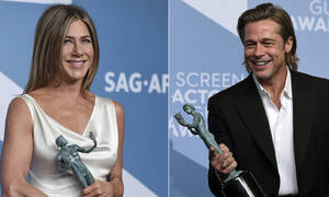 Pitt – Aniston reunion: Έχουμε την αντίδραση της Angelina Jolie και δεν είναι αυτή που περίμενες