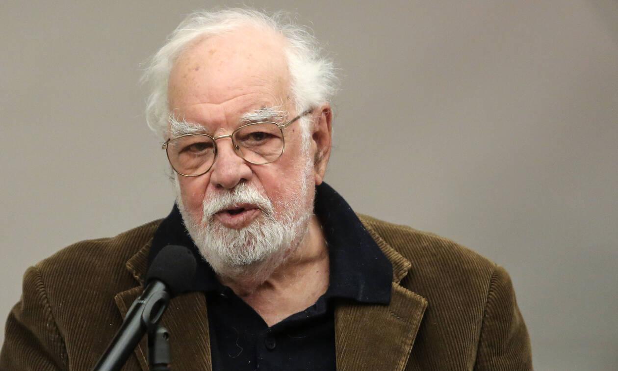 Πέθανε ο καθηγητής και πρώην βουλευτής του ΠΑΣΟΚ Κώστας Σοφούλης