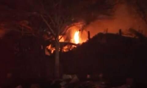 Συναγερμός στις Η.Π.Α.: Ισχυρή έκρηξη συγκλόνισε το Χιούστον - «Βρέχει συντρίμμια»