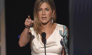 Η πρώτη δήλωση της Aniston για τη συνάντησή της με τον Brad Pitt, ήταν ακριβώς αυτή που περίμενες