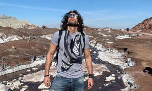 Αγωνία για τον Γιάννη Σπαλιάρα: Σε νοσοκομείο ο ηθοποιός - Τι συμβαίνει με την υγεία του; (Photos)