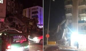 Σεισμός στην Τουρκία: Οι πρώτες εικόνες από τα κατεστραμμένα κτήρια (pics - vid)